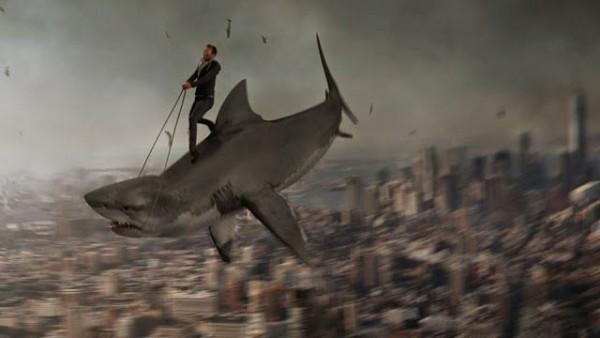 Sharknado Trilogy (Sorry 4th isn't on Netflix yet)