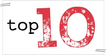 My Top Ten Flicks for 2016